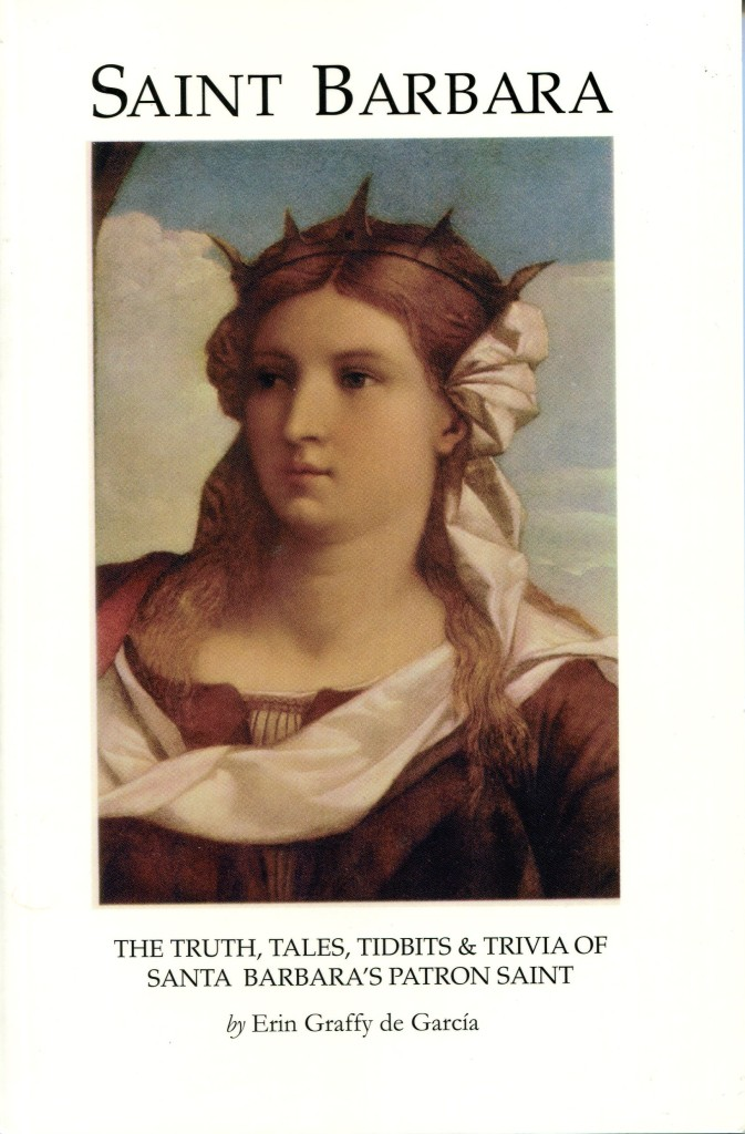 Saint Barbara Book