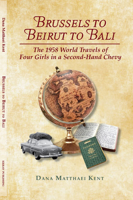 Brussels to Beirut to Bali